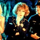 Beth Broderick, Charles Busch and Jenica Bergere in Strand's Psycho Beach Party - 2000