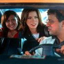 Molly Shannon, Kate Beckinsale and Ajay Mehta in Miramax's Serendipity - 2001