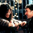 Kate Beckinsale and John Cusack in Miramax's Serendipity - 2001