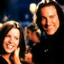 Kate Beckinsale and John Corbett in Miramax's Serendipity - 2001