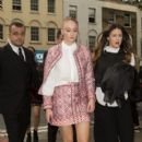 London Fashion Week 2014: Topshop arrivals