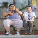 Joshua Shintani and Jason Alexander in 20th Century Fox's Shallow Hal - 2001