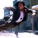 Jackie Chan stars as Chinese Imperial Guard Chon Wang in Touchstone's Shanghai Noon - 2000
