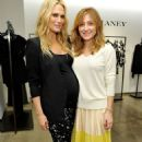 Sasha Alexander Mary Alice Haney Private Event In Beverly Hills