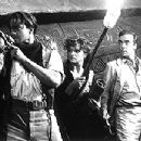 Brendan Fraser, Rachel Weisz and John Hannah in Universal's The Mummy - 1999
