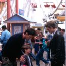 Rupert Everett, Malcolm Stumpf and Michael Vartan in Paramount's The Next Best Thing - 2000