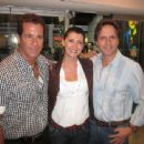 Guy Ecker and Estela Sainz