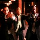 Nicky Katt, Ryan Phillippe and Taye Diggs in Artisan's The Way Of The Gun - 2000