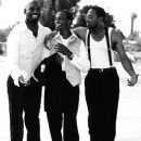 Richard T. Jones, Taye Diggs and Omar Epps in The Wood