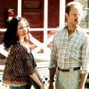 Janeane Garofalo and David Hyde Pierce in USA Films' Wet Hot American Summer - 2001