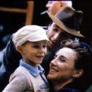 Academy Award winner Roberto Benigni, Nicoletta Braschi and Giorgio Cantarini in Life Is Beautiful - 350 x 236