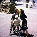 Giorgio Cantarini, Nicoletta Braschi, and Oscar-winner Roberto Benigni in Life Is Beautiful - 350 x 235