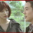 Francoise Yip and Jet Li in Black Mask