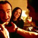 Daniel MacIvor, Mary-Louise Parker and Marco Leonardi in Fine Line's The Five Senses - 2000