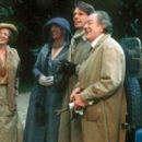Maggie Smith, Jane Birkin, Lambert Wilson and Michael Gambon in Trimark's The Last September - 2000