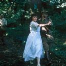 Keeley Hawes and David Tennant in Trimark's The Last September - 2000