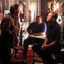 Giovanni Ribisi, Chi McBride, Nicolas Cage, Vinnie Jones and Robert Duvall in Touchstone's Gone In 60 Seconds - 2000