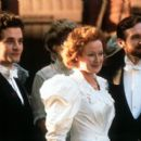 James Frain, Jennifer Ehle and Ralph Fiennes in Paramount Classics' Sunshine - 2000