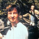 Director Lars von Trier on the set of USA Films' The Idiots - 2000