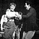 ROBERT PRESTON, BARBARA COOK, THE MUSIC MAN, 1957,