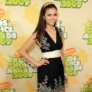 Nina Dobrev - 2009 Kids' Choice Awards - Arrivals - March 28