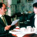 Jean-Pierre Bacri and Anne Alvaro in Offline Releasing's The Taste of Others (Le Gout Des Autres) - 2001