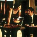 Agnes Jaoui and Gerard Lanvin in Offline Releasing's The Taste of Others (Le Gout Des Autres) - 2001 - 400 x 273
