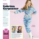 Sabrina Carpenter for Seventeen Magazine (August/September 2018)