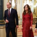 The Duke And Duchess Of Cambridge Host A Reception To Mark The UK-Africa Investment Summit - 405 x 600