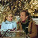 Elizabeth Mitchell and Tim Allen in Disney's The Santa Clause 2 - 2002