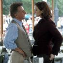 Dustin Hoffman and Rachel Weisz in The Runaway Jury - 2003