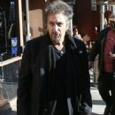 Al Pacino spotted out for lunch at Nate 'N Al's in Beverly Hills, California on December 13, 2014 - 454 x 593