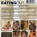 Eating Out DVD Boxart - Back - 432 x 600