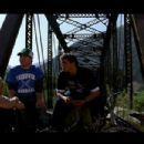 Boys on bridge in Analog Days. - 454 x 302