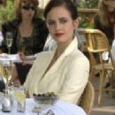 Eva Green is Vesper Lynd in Casino Royale Bastidors (2006)