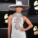 Jennifer Lopez : 61st Annual Grammy Awards