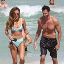 Natalia Borges in Bikini on Miami Beach - 454 x 636