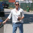 Jennifer Garner – Leaves Ben Affleck's house in Brentwood
