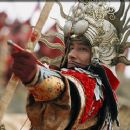 Hiroyuki Sanada as General Guangming in Kaige Chen Action movie Wu ji - 454 x 298