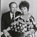 Elizabeth Taylor and Victor Luna