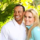 Tiger Woods and Lindsey Vonn - 454 x 303