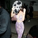 Kendall Jenner – Leaving a western-themed party at SHOREbar in Santa Monica