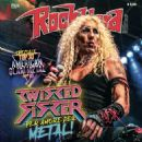 Dee Snider - Rock Hard Magazine Cover [Italy] (October 2020)