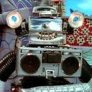 Conky, the Robot