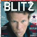Tom Waits - BLITZ Magazine Cover [Portugal] (May 2017)