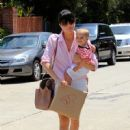 Selma Blair: go to a birthday party in Santa Monica