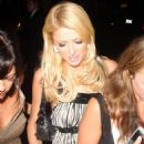 Paris Hilton At Coco DeVille In West Hollywood, 2008-08-19