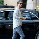 Scott Disick spotted out in Los Angeles, California on June 8, 2016
