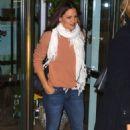 Jennifer Garner – Heading at the Polo Bar in New York