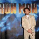 Robert Downey Jr.-Iron Man 2 Premiere